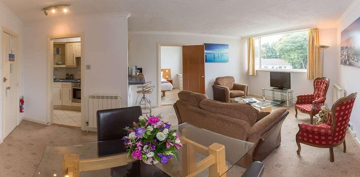 Carlton Suite, La Collinette Hotel